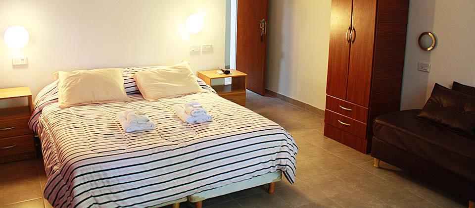 ...habitaciones en 3 categorías: base, standard y especiales